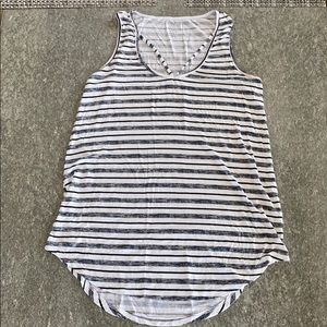 A.NA. Scoop Neck Tank Top Size XS